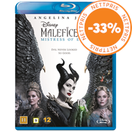 Produktbilde for Maleficent 2: Mistress Of Evil (BLU-RAY)