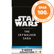 Produktbilde for Star Wars: Episode I-IX - The Skywalker Saga (BLU-RAY)