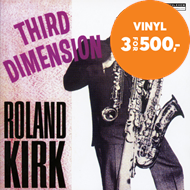 Produktbilde for Third Dimension (VINYL)