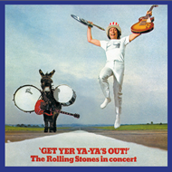 Produktbilde for Get Yer Ya-Ya's Out! - In Concert (Remastered) (CD)