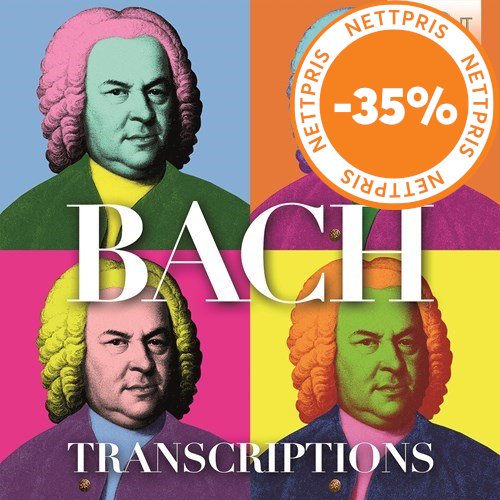 Bach: Bach Transcriptions (20CD)
