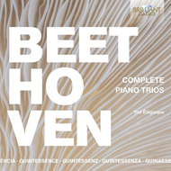 Produktbilde for Beethoven: Quintessence Beethoven - Complete Piano Trios (5CD)