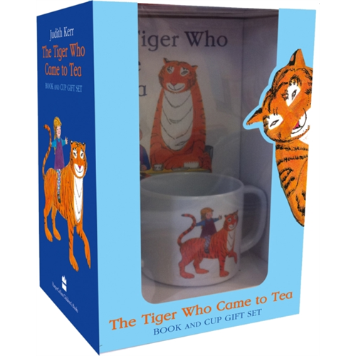 The Tiger Who Came to Tea Book and Cup Gift Set (BOK)