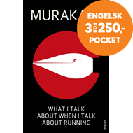 Produktbilde for What I talk about when I talk about running (BOK)
