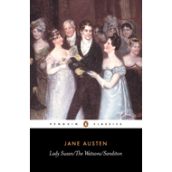 Produktbilde for Lady Susan, the Watsons, Sanditon (BOK)