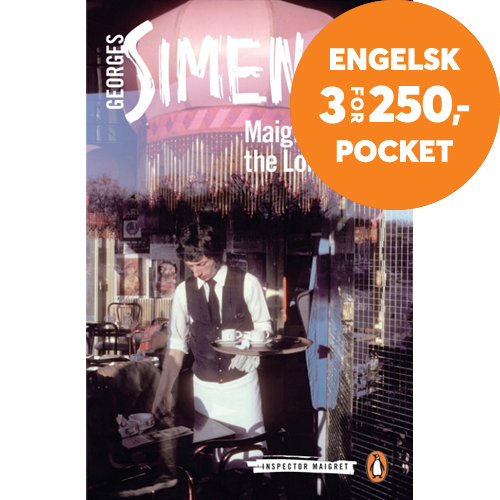 Maigret and the Loner (BOK)
