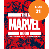 Produktbilde for The Marvel Book - Expand Your Knowledge Of A Vast Comics Universe (BOK)
