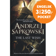 Produktbilde for Last Wish (BOK)
