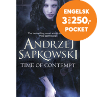 Produktbilde for Time of Contempt (BOK)