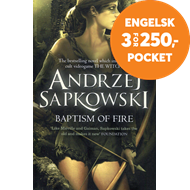 Produktbilde for Baptism of Fire (BOK)