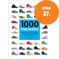 Produktbilde for 1000 Sneakers - A Guide to the World's Greatest Kicks, from Sport to Street (BOK)