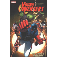 Produktbilde for Young Avengers By Allan Heinberg & Jim Cheung: The Complete (BOK)