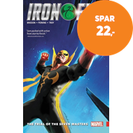 Produktbilde for Iron Fist Vol. 1: The Trial Of The Seven Masters (BOK)