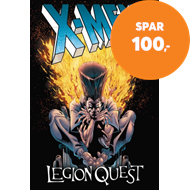 Produktbilde for X-men Legionquest (BOK)