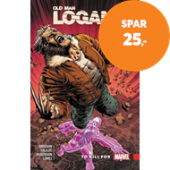 Produktbilde for Wolverine: Old Man Logan Vol. 8 - To Kill For (BOK)