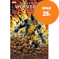 Produktbilde for Return Of Wolverine (BOK)