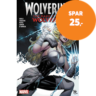 Produktbilde for Wolverine: The Daughter Of Wolverine (BOK)