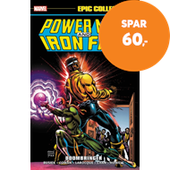 Produktbilde for Power Man And Iron Fist Epic Collection: Doombringer (BOK)