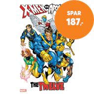Produktbilde for X-men Vs. Apocalypse: The Twelve Omnibus (BOK)