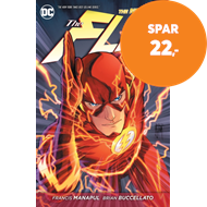 Produktbilde for The Flash Vol. 1 Move Forward (The New 52) (BOK)