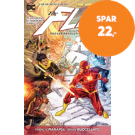 Produktbilde for The Flash Vol. 2 Rogues Revolution (The New 52) (BOK)