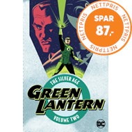Produktbilde for Green Lantern The Silver Age Vol. 2 (BOK)