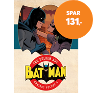 Produktbilde for Batman - The Golden Age Omnibus Volume 5 (BOK)