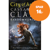 Produktbilde for The Mortal Instruments 2: City of Ashes (BOK)