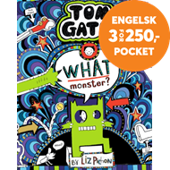 Produktbilde for What Monster? (Tom Gates #15) (PB) (BOK)