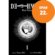 Produktbilde for Death Note Black Edition, Vol. 1 (BOK)