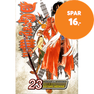 Produktbilde for D.Gray-man, Vol. 23 (BOK)