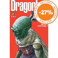 Produktbilde for Dragon Ball (3-in-1 Edition), Vol. 4 - Includes vols. 10, 11 & 12 (BOK)