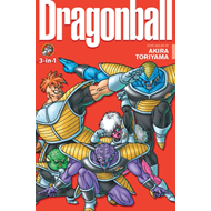 Produktbilde for Dragon Ball (3-in-1 Edition), Vol. 8 - Includes vols. 22, 23 & 24 (BOK)