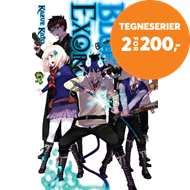 Produktbilde for Blue Exorcist, Vol. 14 (BOK)