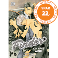 Produktbilde for Finder Deluxe Edition: On One Wing (BOK)