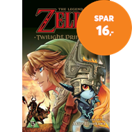 Produktbilde for The Legend of Zelda: Twilight Princess, Vol. 3 (BOK)