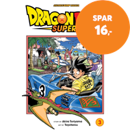 Produktbilde for Dragon Ball Super, Vol. 3 (BOK)