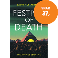 Produktbilde for Festival of Death - A thrilling murder mystery set among the roaring crowds of Glastonbury festival (BOK)