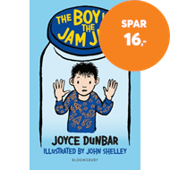 Produktbilde for The Boy in the Jam Jar: A Bloomsbury Reader (BOK)