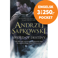 Produktbilde for Sword of Destiny (BOK)