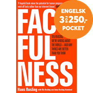 Produktbilde for Factfulness (BOK)