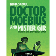 Produktbilde for Dr. Moebius And Mister Gir (BOK)