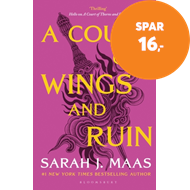 Produktbilde for A Court of Wings and Ruin - The #1 bestselling series (BOK)