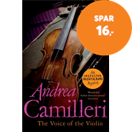 Produktbilde for The Voice of the Violin (BOK)