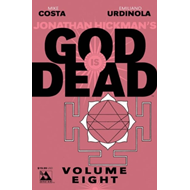 Produktbilde for God is Dead Volume 8 (BOK)