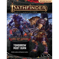 Produktbilde for Pathfinder Adventure Path: Tomorrow Must Burn (Age of Ashes (BOK)