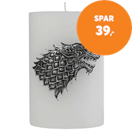 Produktbilde for Game of Thrones House Targaryen Sculpted Insignia Candle (BOK)