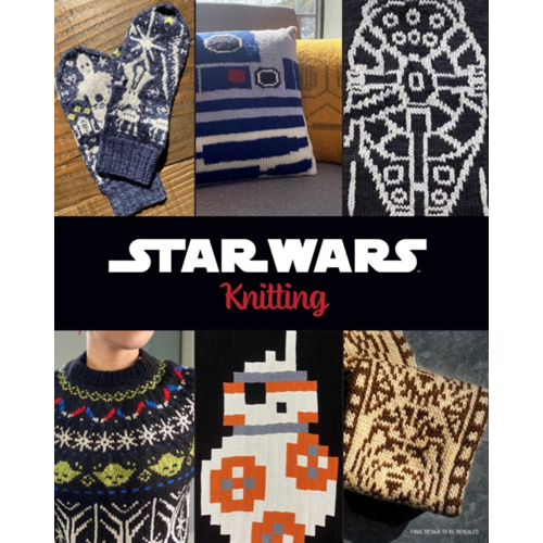 Star Wars: Knitting The Galaxy: The Official Star Wars Knitting Pattern Book (BOK)