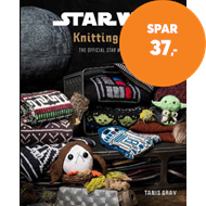 Produktbilde for Star Wars: Knitting The Galaxy: The Official Star Wars Knitting Pattern Book (BOK)