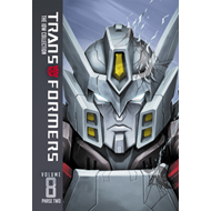 Produktbilde for Transformers IDW Collection Phase Two Volume 8 (BOK)